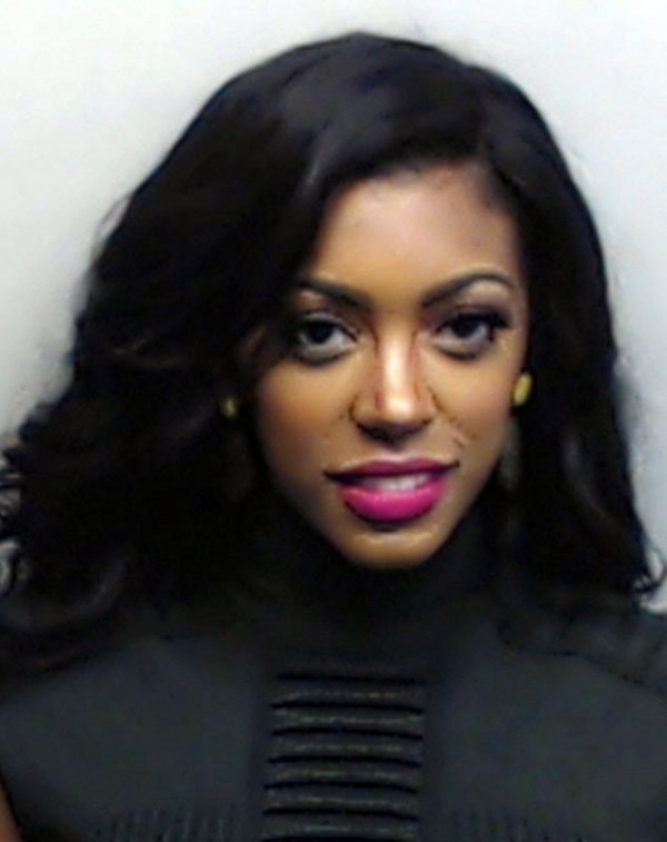 Porsha Williams Arrest
