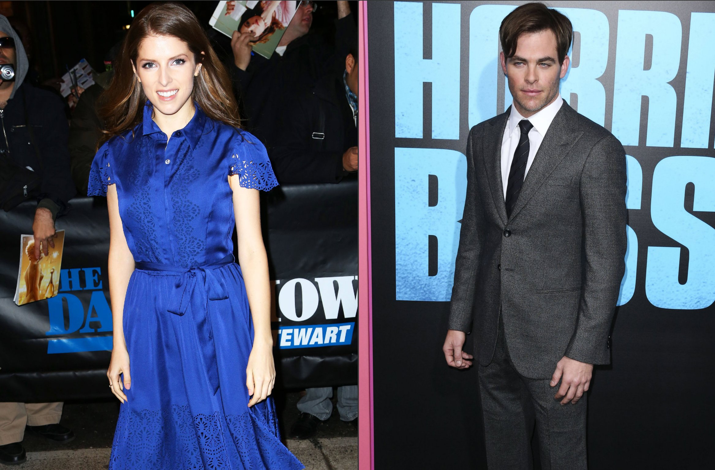 Chris pine dating jennifer garner