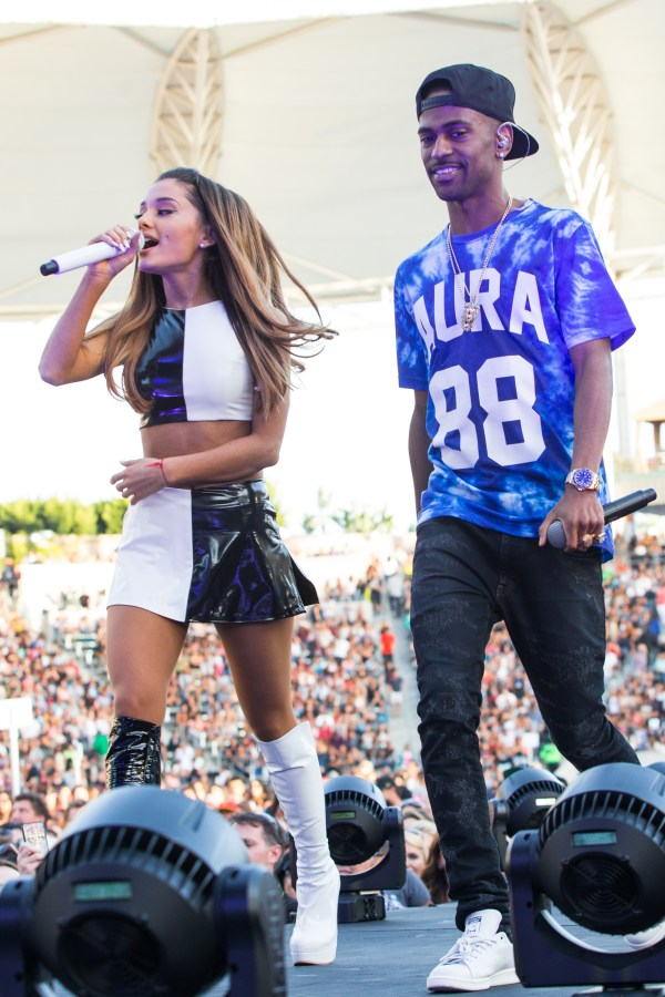 Ariana Grande and Big Sean Split