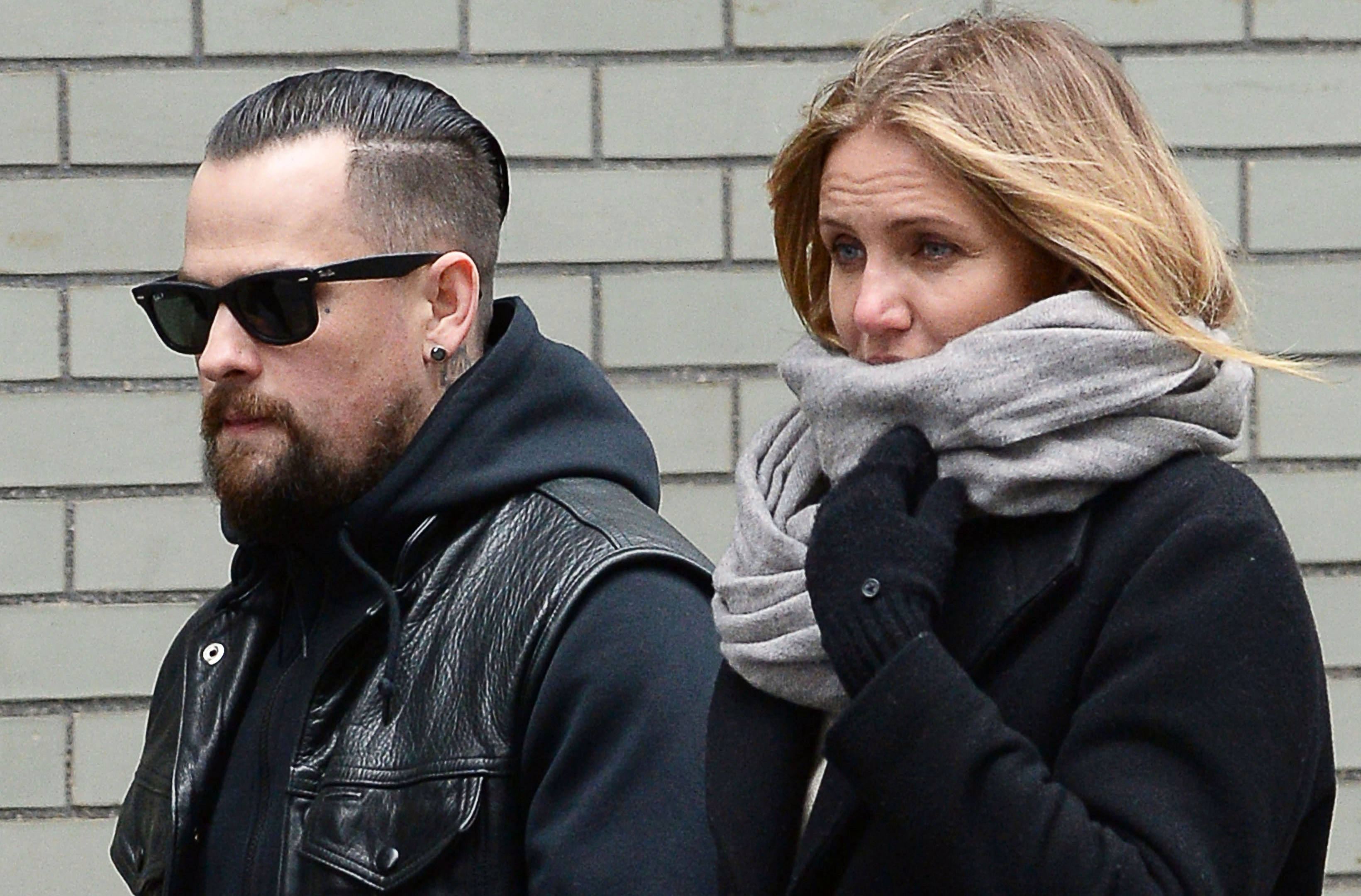 Cameron Diaz and Benji Madden Wedding
