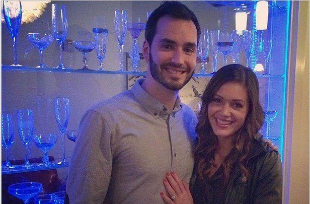 Desiree Hartsock Married
