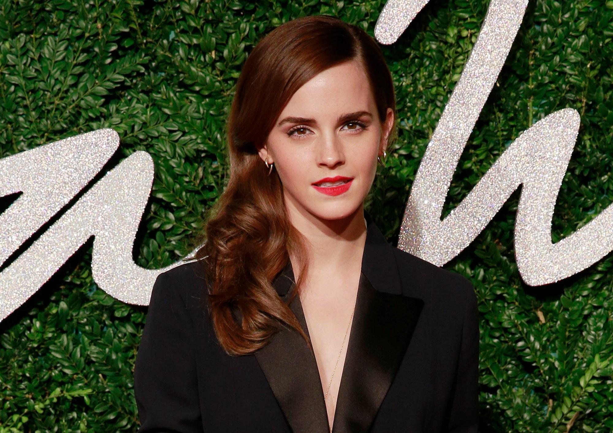 Emma Watson Beauty and the Beast