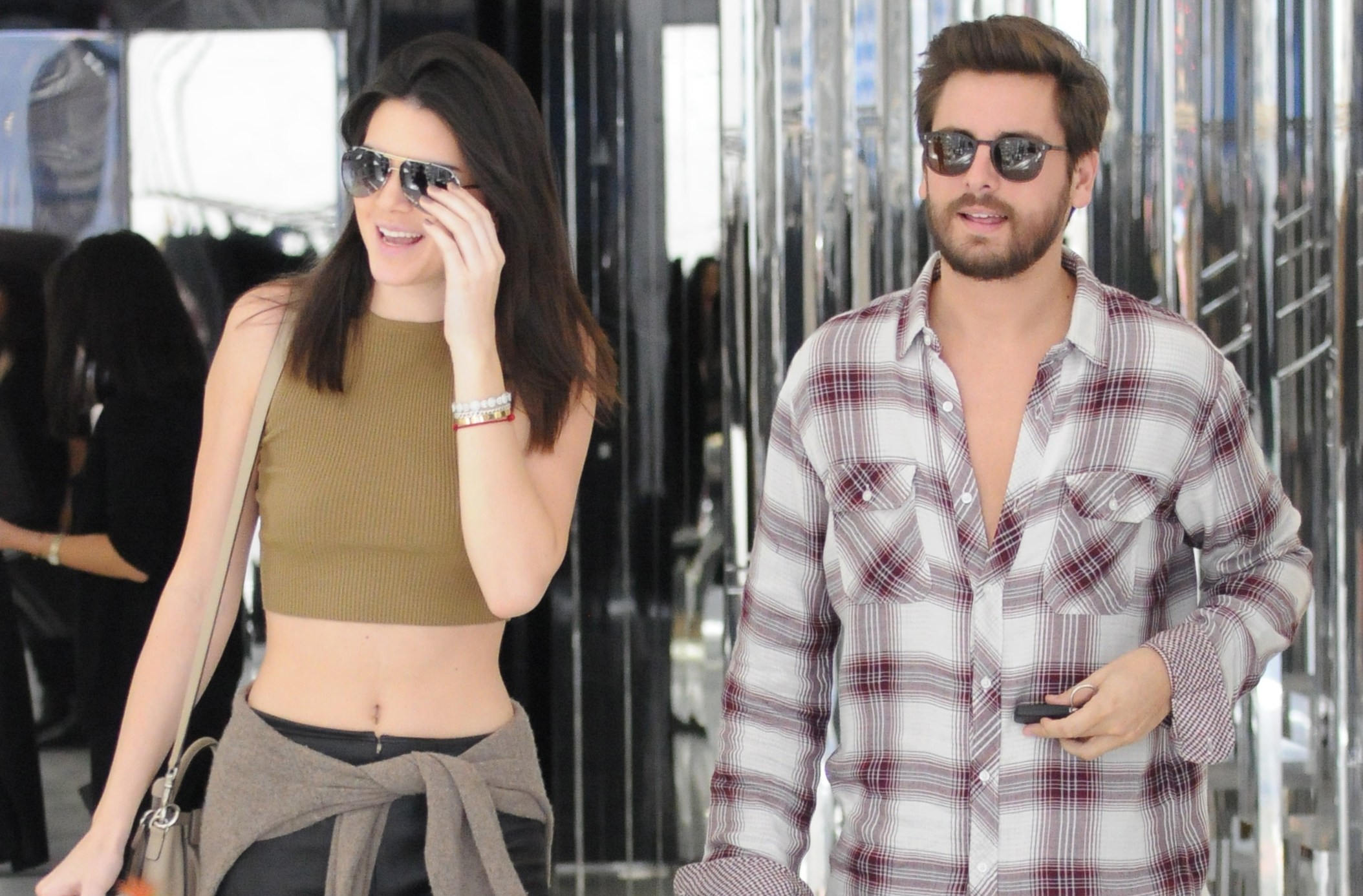 Scott Disick and Kendall Jenner Hookup
