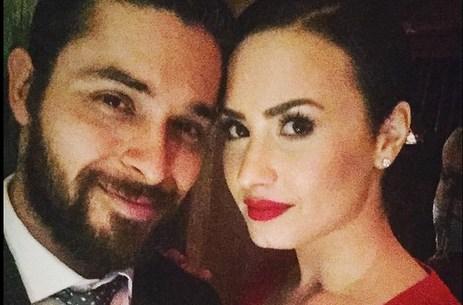 Demi Lovato, Wilmer Valderrama Engaged