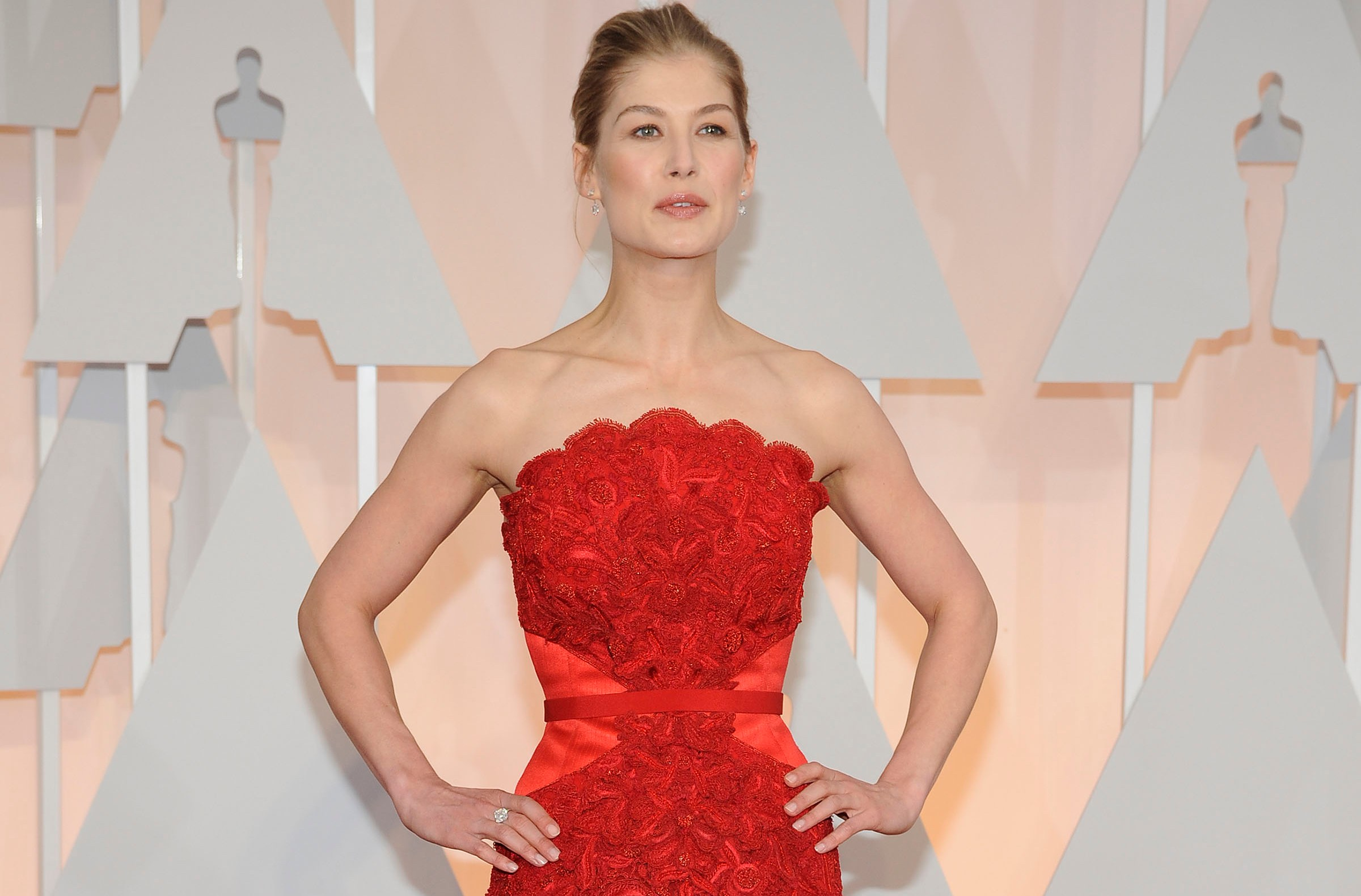 Rosamund Pike Red Carpet