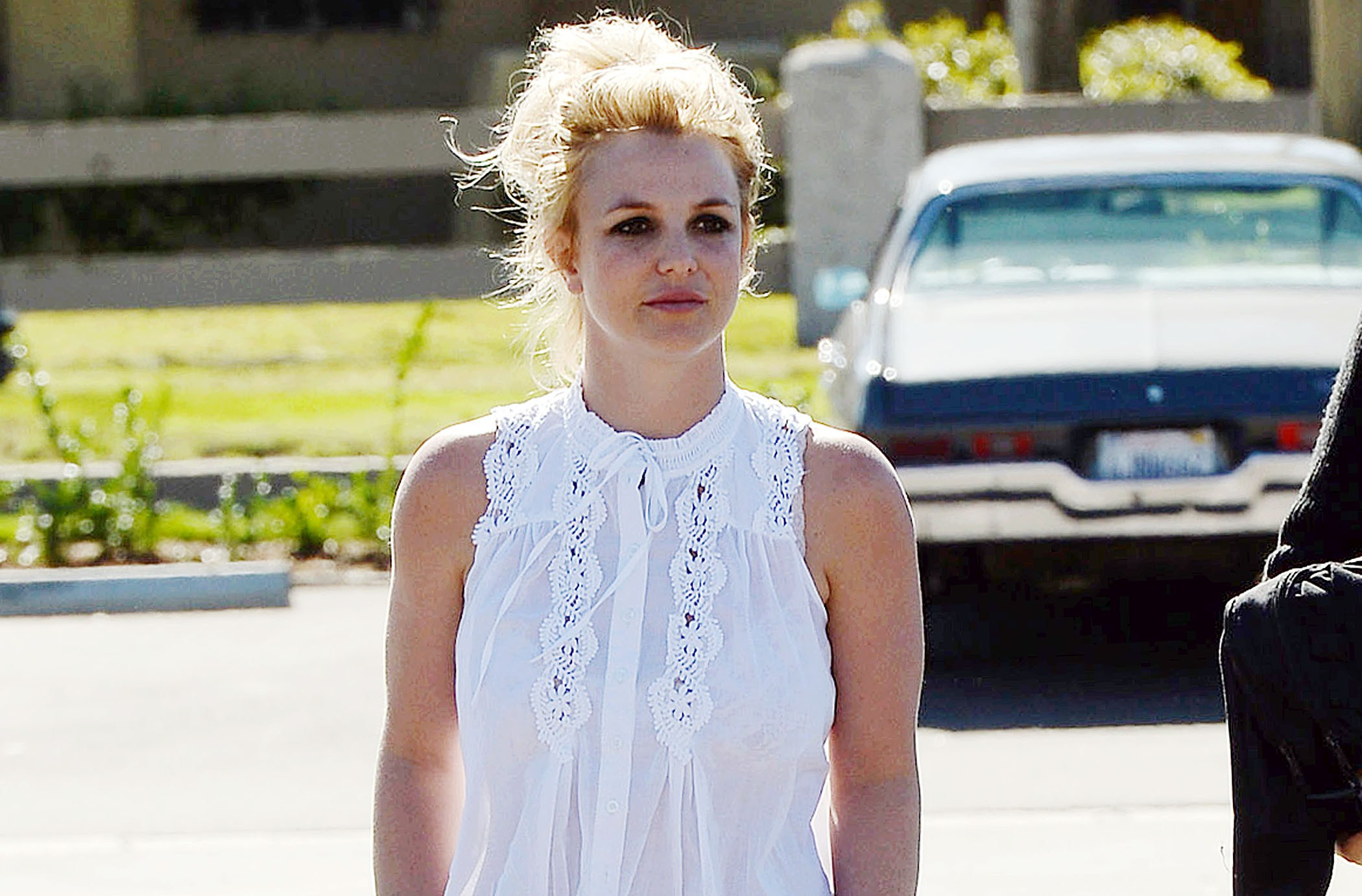 Britney Spears Rehab