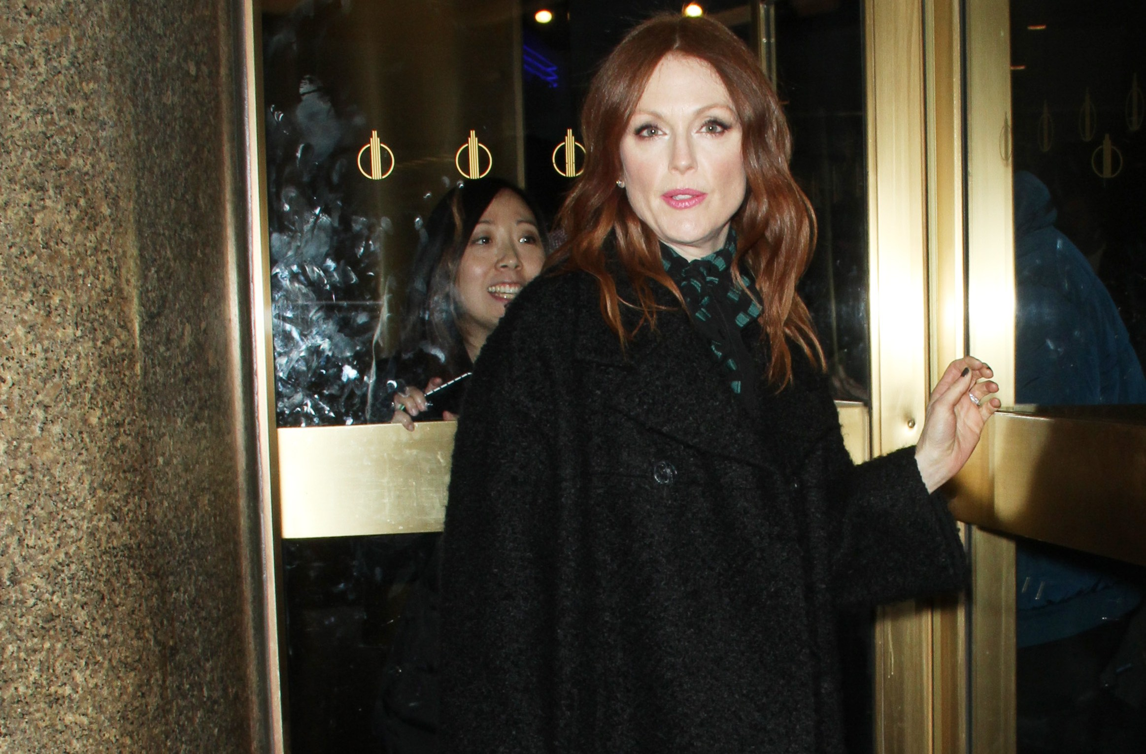 Julianne Moore Divorce