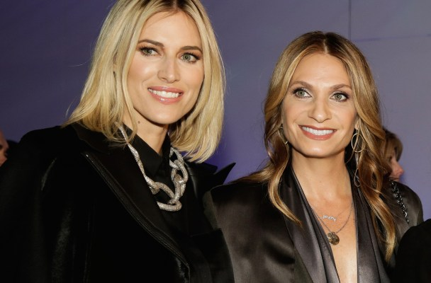 Kristen Taekman (left), Heather Thomson (right)(Photo by JP Yim/Getty)