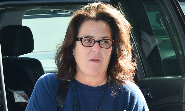 ***MANDATORY BYLINE TO READ INFPhoto.com ONLY*** EXCLUSIVE: Rosie O'Donnell has a Starbucks cold drink at LAX, Los Angeles, CA.  Pictured: Rosie O'Donnell Ref: SPL1059230  200615   EXCLUSIVE Picture by: INFphoto.com
