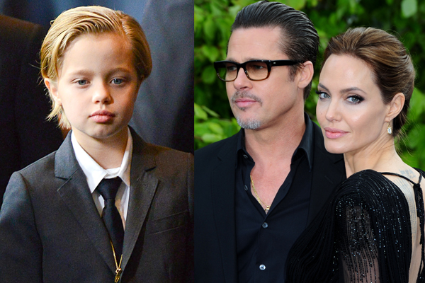 Shiloh Jolie-Pitt Debuts Shocking New Haircut   Star Magazine