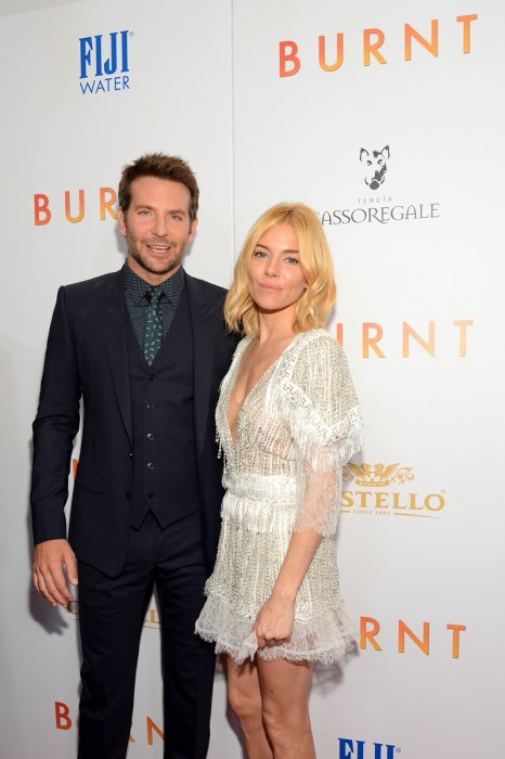 The New York Premiere Of BURNT, Presented By The Weinstein Company, Sassoregale Wine, Castello Cheese AndFIJIWater