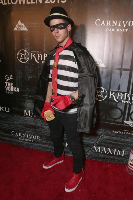 Maxim Halloween Party Presented By KarmaInternational