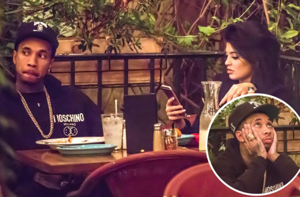 tyga-kylie-jenner-bored-date-night