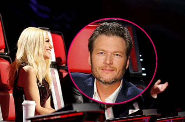 "THE VOICE -- ""Live Playoffs"" Episode 913A  -- Pictured: (l-r) Adam Levine, Gwen Stefani, Pharrell Williams, Blake Shelton-- (Photo by: Trae Patton/NBC/NBCU Photo Bank via Getty Images)"