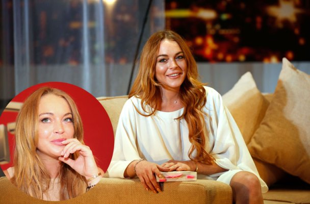 lindsay lohan movie shadow within comeback