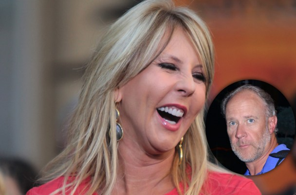vicki gunvalson and brooks still dating 2015