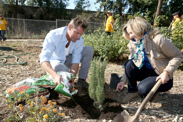 Ty Pennington Joins Forces WithMiracle-Gro