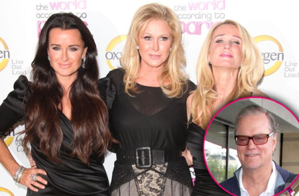 kyle richards rhobh leaving show family drama