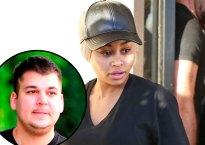 blac chyna rob kardashian dating ending kardashian feud