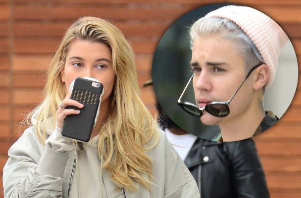 Hailey Baldwin, BFF of Kendall Jenner and reported girlfriend of Justin Bieber is spotted as she leaves Maxfields in West Hollywood, Ca  Pictured: Hailey Baldwin Ref: SPL1211473  180116   Picture by: London Entertainment /Splash  Splash News and Pictures Los Angeles:	310-821-2666 New York:	212-619-2666 London:	870-934-2666 photodesk@splashnews.com