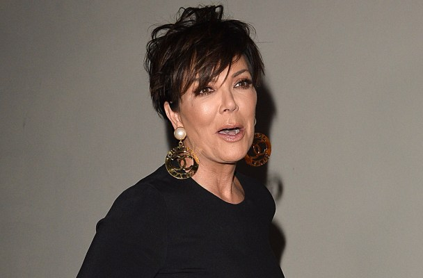 Kris Jenner Arrives to Ysabel in West Hollywood  Pictured: Kris Jenner Ref: SPL1150402  131015   Picture by: All Access Photo Group  Splash News and Pictures Los Angeles:	310-821-2666 New York:	212-619-2666 London:	870-934-2666 photodesk@splashnews.com