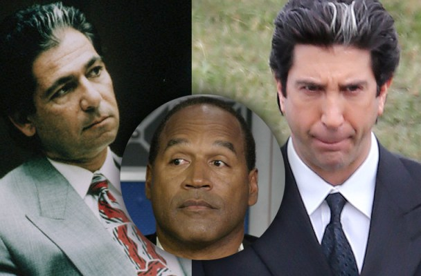 OJ Simpson Story -- Kris Jenner Reveals Robert Kardashian Was A David Schwimmer Fan In New Video