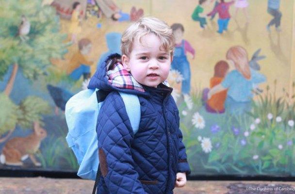 Prince George Preschool Photos