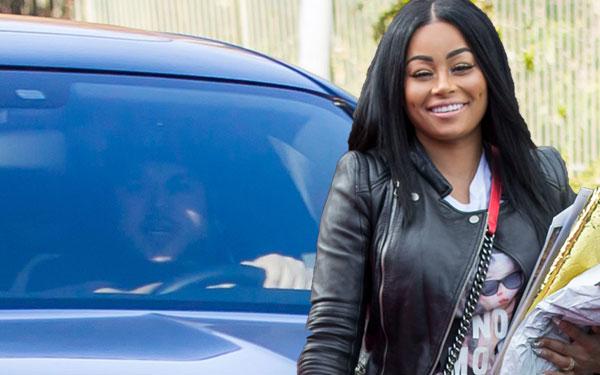 news kardashian dating blac chyna much drama