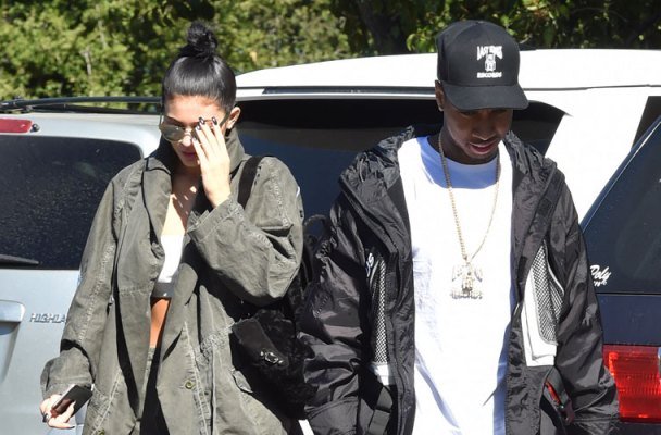 tyga kylie jenner relationship kardashians break up split
