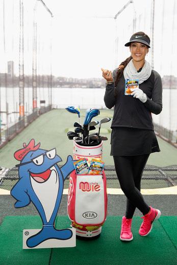 Pro-Golfer-Michelle-Wie-at-Chelsea-Piers