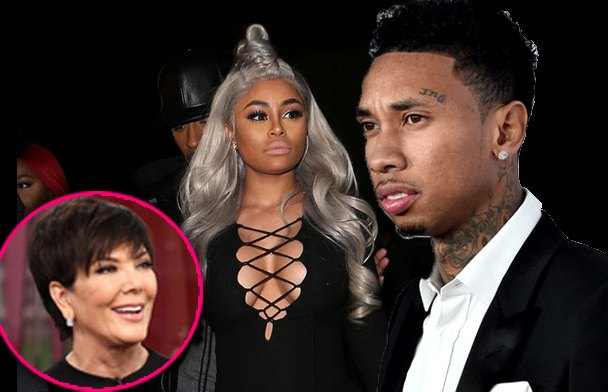 blac chyna tyga custody battle kriss jenner boost ratings