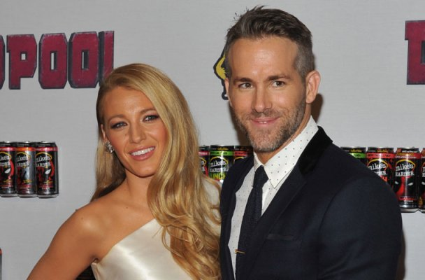 blake lively ryan reynolds first red carpet daughter james