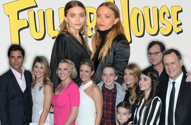 john stamos mary kate olsen ashley olsen fuller house instagram