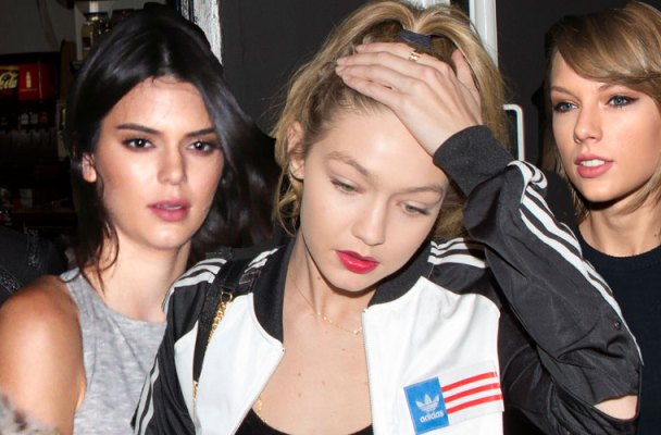 taylor swift kendall jenner gigi hadid zayn malik feud break up