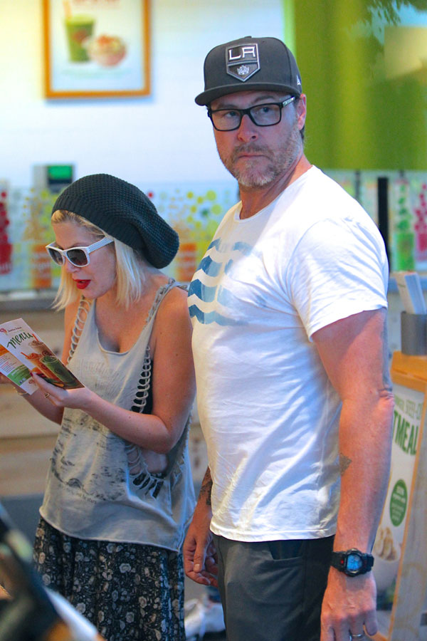 Dean mcdermott cheating