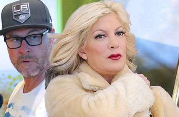 tori spelling divorce dean mcdermott cheating