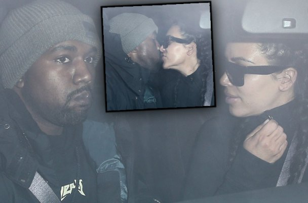kim-kardashian-kanye-west-divorce-rumors-pda-fakery