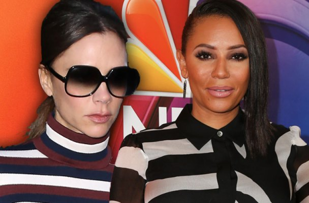 mel b victoria beckham feud diva claims podcast