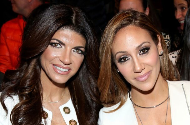 melissa gorga teresa giudice feud over friends rhonj