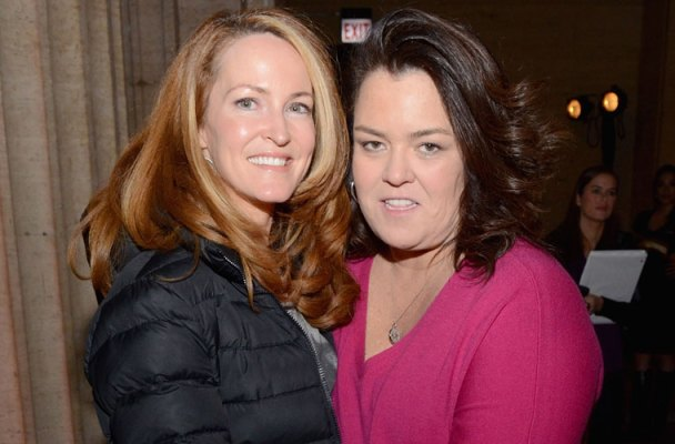 rosie odonnell divorce finalized michelle rounds suicide