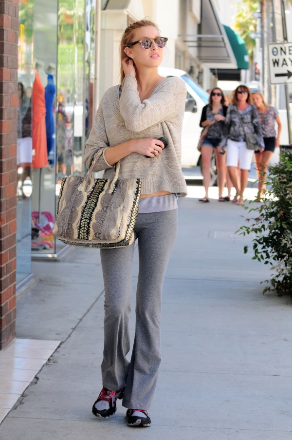 Whitney Port out in Beverly Hills, CA
