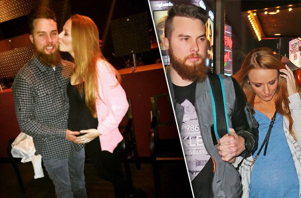 maci bookout pregnant baby name revealed teen mom