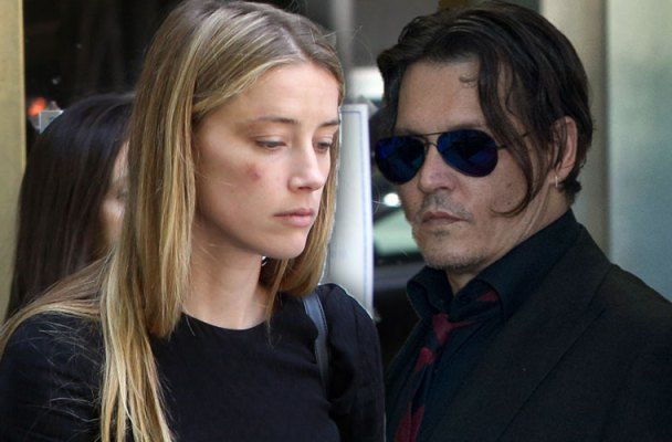 amber heard johnny depp divorce domestic violence restraining order lawyer update