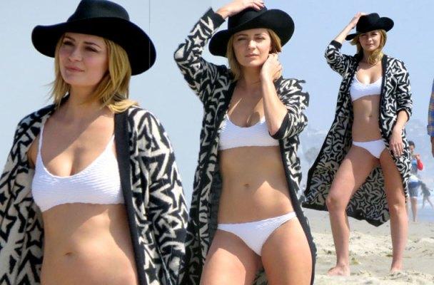 mischa barton bikini topless pics