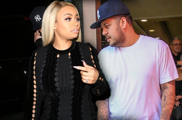 blac chyna rob kardashian weight loss fat camp