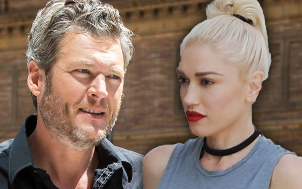 Blake Shelton Today Show Interview Gwen Stefani Song 1