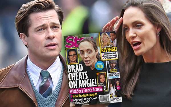 Brad Pitt Angelina Jolie Cheating Divorce Rumors 5