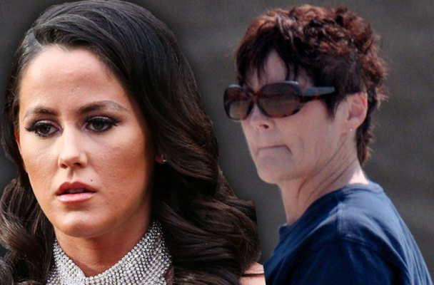 jenelle evans mom barbara evans break up revenge
