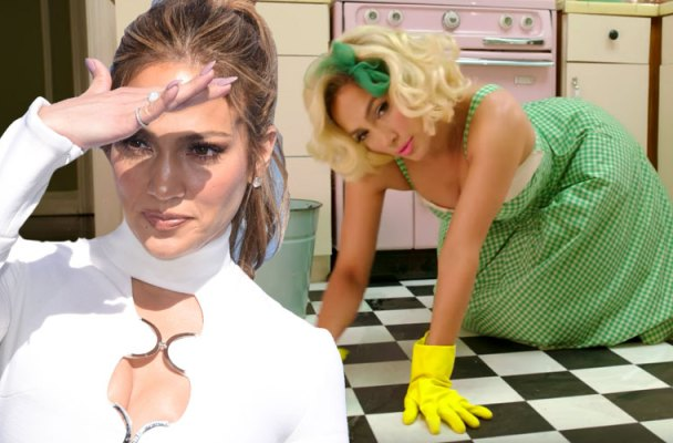 jennifer lopez broke aint your mama music video funds product placement
