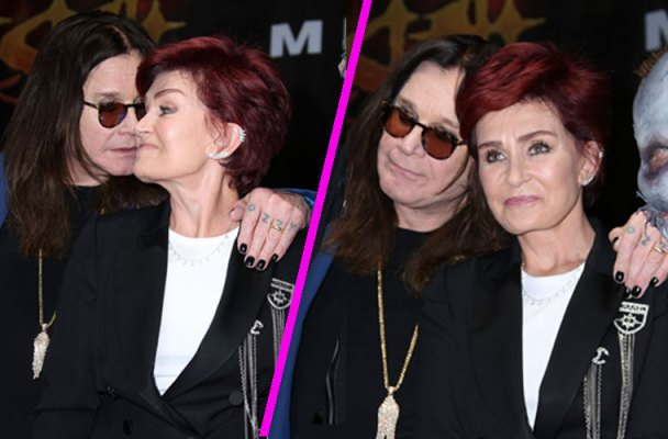 ozzy osbourne sharon osbourne divorce reunite pics
